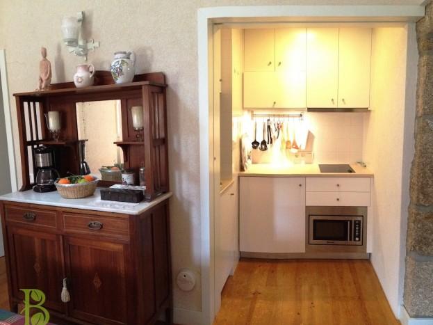 Casa da Raposeira - cozinha