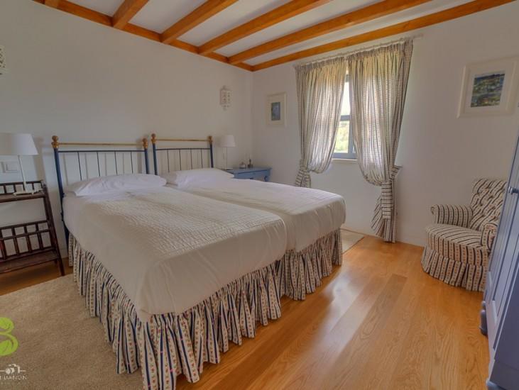 Casa da Eira - quarto, duas camas single