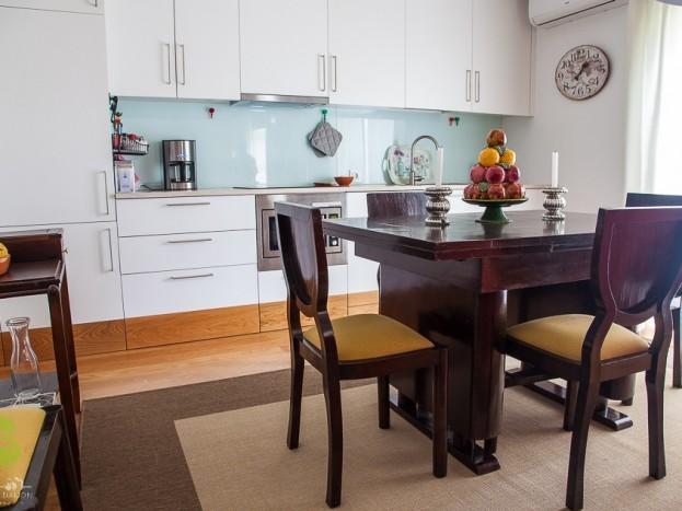 Casa do Sobreiro - cozinha completa