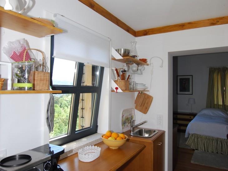 Casa da Oliveira - área de refeições